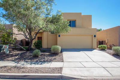 Pima County Single Family Home For Sale: 2951 N Cardell Circle