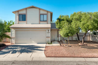 Tucson Single Family Home For Sale: 2609 W Lazybrook Drive