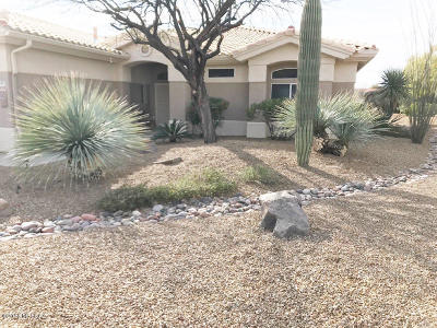 Oro Valley Single Family Home For Sale: 14185 N Fawnbrooke Drive