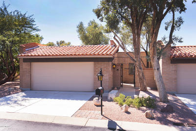 Tucson Townhouse For Sale: 1473 W Sendero Uno