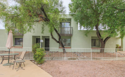 Tucson Townhouse For Sale: 7829 N Calle De La Aldea