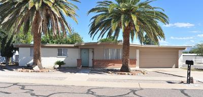 Sahuarita AZ Single Family Home For Sale: $162,500