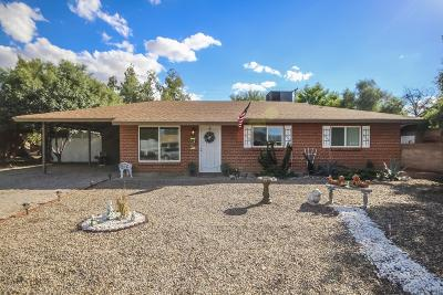 Single Family Home For Sale: 6318 E Calle Dened