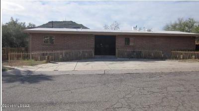 Tucson Single Family Home For Sale: 1911 W Calle Del Reposo