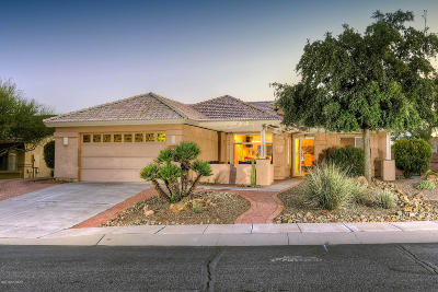 Pima County Single Family Home For Sale: 1831 E Redstart Road