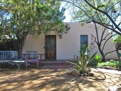 Tucson Single Family Home For Sale: 2826 E Edison Street