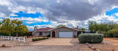 Pima County, Pinal County Single Family Home Active Contingent: 7631 S Ave De Belleza