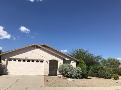 Tucson Single Family Home For Sale: 8668 S Desert Dove Drive