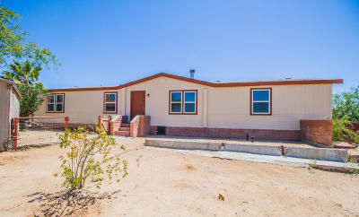 Tucson Manufactured Home For Sale: 14480 W Black Sheep Lane