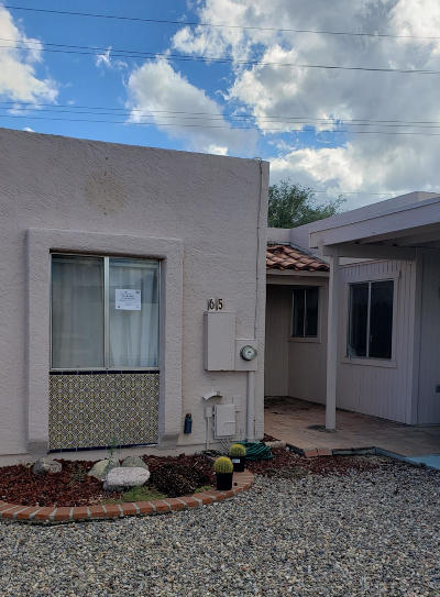 Pima County, Pinal County Townhouse For Sale: 65 W Calle Del Lago