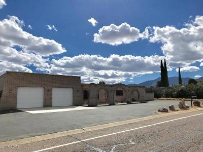 Sierra Vista Single Family Home For Sale: 1904 Golf Links Road