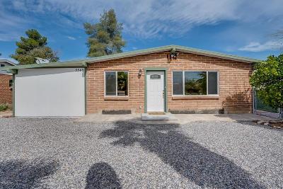 Pima County Single Family Home For Sale: 5549 E 2nd Street