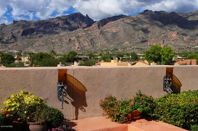 Tucson Townhouse Active Contingent: 4611 E Hupa Way