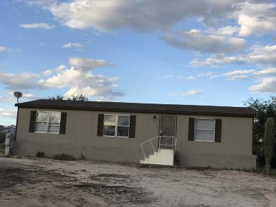 Pima County Manufactured Home For Sale: 11180 N Coyote Lane