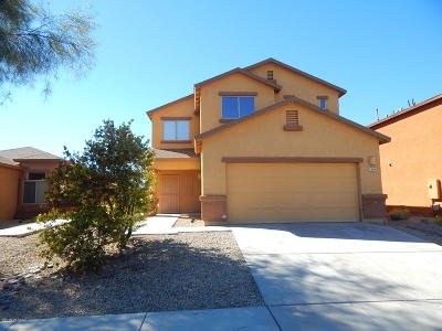 Pima County Single Family Home For Sale: 2284 E Calle Pelicano