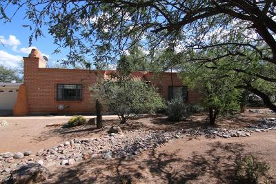 Pima County Single Family Home For Sale: 300 E El Viento