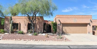 Pima County, Pinal County Single Family Home For Sale: 4111 N Camino Ferreo