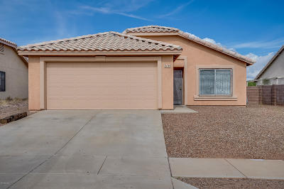 Pima County, Pinal County Single Family Home For Sale: 2125 Jacana Loop