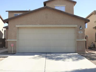 Pima County Single Family Home For Sale: 1061 W Sea Lion Drive