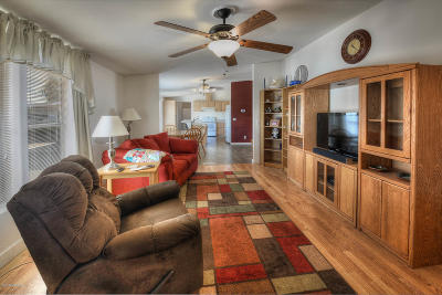 Pima County, Pinal County Manufactured Home For Sale: 6133 E Ship Rock Drive