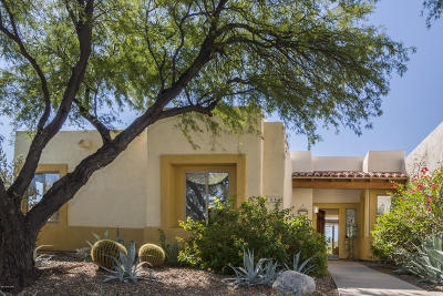 Tucson Single Family Home For Sale: 3349 Foxes Den Drive