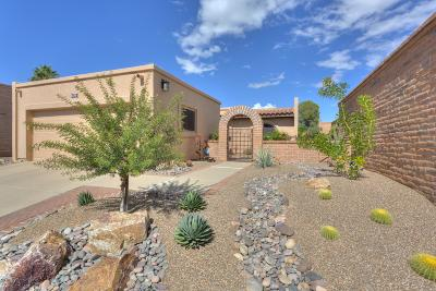 Pima County, Pinal County Single Family Home For Sale: 1760 W Via De Anza