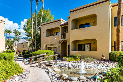 Pima County Condo For Sale: 5500 N Valley View Road #116