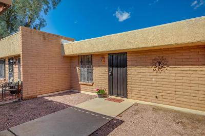 Tucson AZ Townhouse For Sale: $109,000