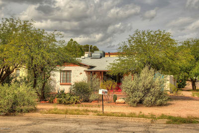 Pima County Single Family Home For Sale: 2749 E 5th Street