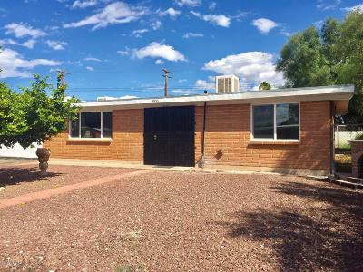 Pima County, Pinal County Single Family Home For Sale: 4833 S Mountain Avenue