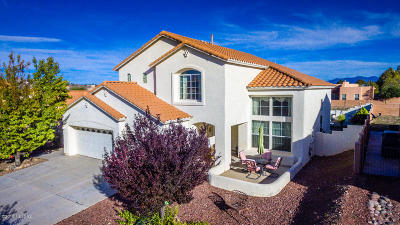 Rio Rico Single Family Home For Sale: 359 Via Capri