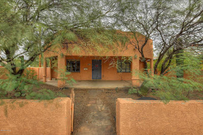 Pima County Single Family Home For Sale: 630 N Wilson Avenue