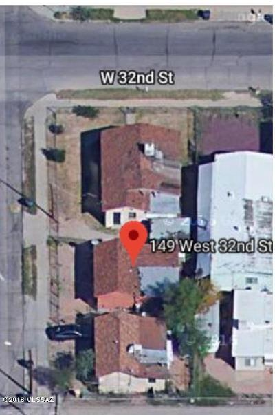 Tucson Residential Income For Sale: 149 W 32nd Street