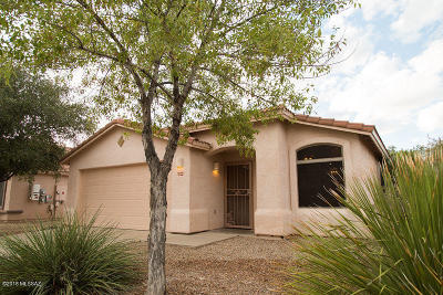 Pima County, Pinal County Single Family Home For Sale: 6944 W Sauceda Drive