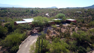 Pima County Single Family Home For Sale: 2950 N Camino De Oeste