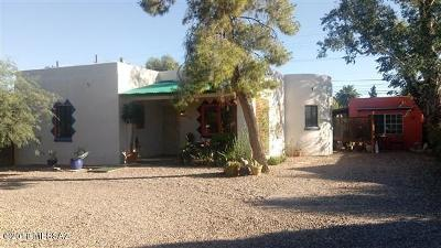 Pima County, Pinal County Single Family Home For Sale: 4232 E Kings Road