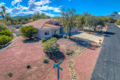 Pima County Single Family Home For Sale: 6707 W Calle Valerio