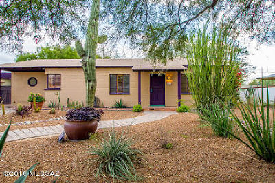 Pima County, Pinal County Single Family Home For Sale: 5026 E Montecito Street