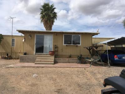 Pima County, Pinal County Manufactured Home For Sale: 7010 W Bopp Road