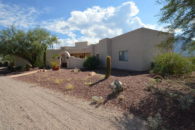 Oro Valley Single Family Home For Sale: 249 W Naranja Drive