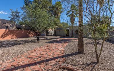 Pima County Single Family Home For Sale: 4950 E Hawthorne Street