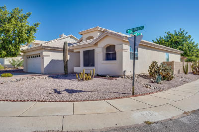 Tucson Single Family Home For Sale: 9222 N Golden Finch Avenue