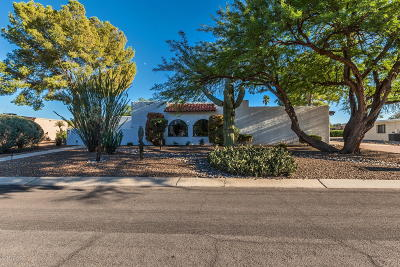 Single Family Home For Sale: 7022 E Calle Cerca