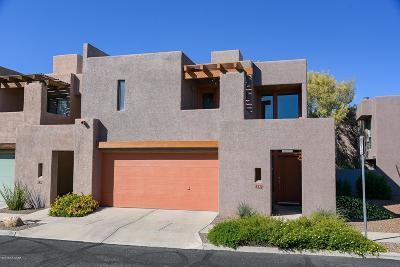 Tucson Townhouse Active Contingent: 3141 E Sampras Lane