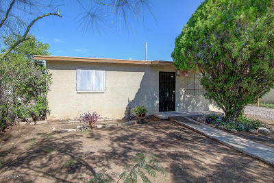 Pima County Single Family Home For Sale: 204 W 30th Street