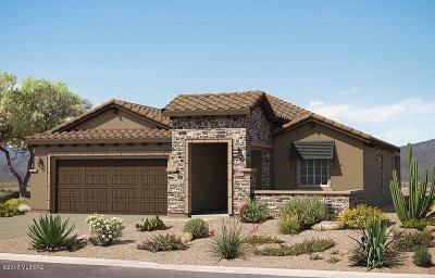Marana Single Family Home For Sale: 7136 W Cliff Spring Trail