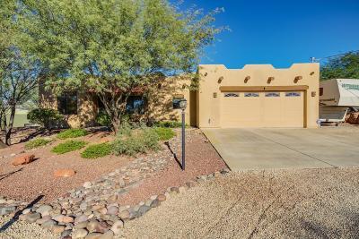 Tucson Single Family Home For Sale: 2640 N Sahuara Avenue