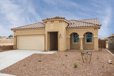Marana Single Family Home For Sale: 7136 W Deer Creek Trail