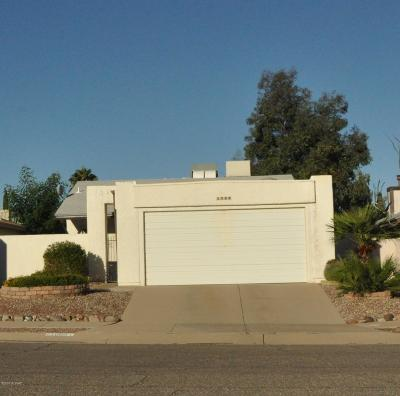 Pima County Single Family Home For Sale: 1009 N Firewood Place