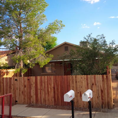 Tucson Single Family Home For Sale: 340 E Lee Street